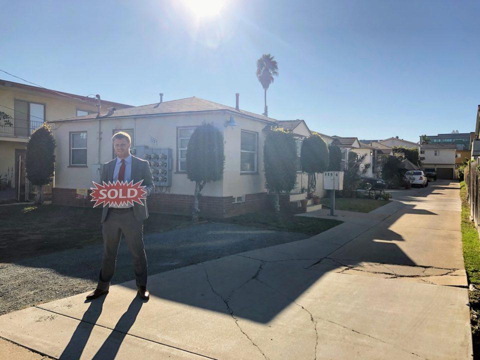 Chula Vista Apartment Building Sells for $2,300,000