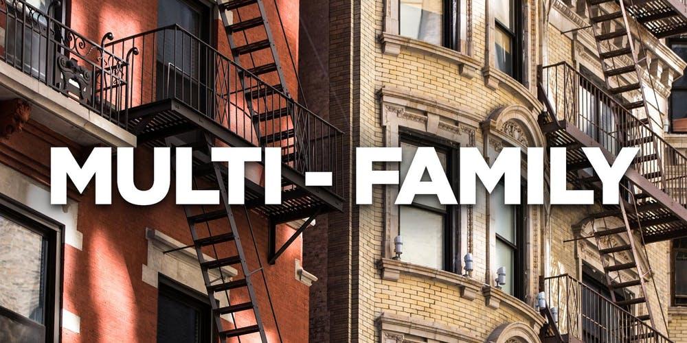 Multifamily Investing
